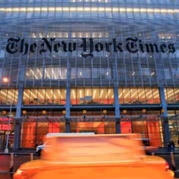 NYT destapa escándalo fiscal de la familia Trump