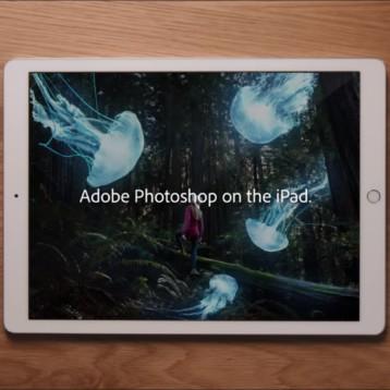 Adobe hace oficial Photoshop para iPad: toda la funcionalidad del escritorio en movilidad