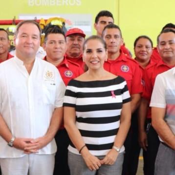 Mara hace equipo con los trabajadores del Ayuntamiento de BJ