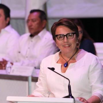 """""""Voy a trabajar por la gente;  con orden y esperanza"""": Laura Beristain"""