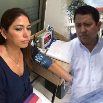 """""""El amenazado fui yo y mi esposa"""": Gerardo Ortega Otero"""