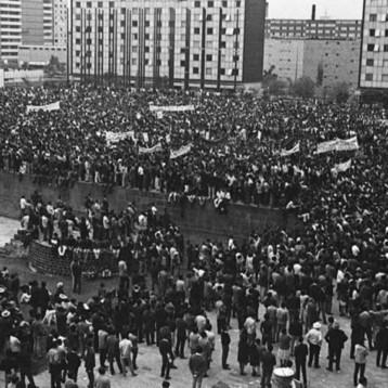 50 años después, los estudiantes de México todavía se enfrentan a fuerzas oscuras y a la impunidad