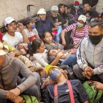 Tijuana, a punto de reventar; ya no hay alimentos ni espacio para apoyar a migrantes