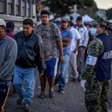 México rechaza ser 'destino final' para migrantes: Videgaray