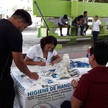 En SESA realizan acciones para la detección oportuna de VIH
