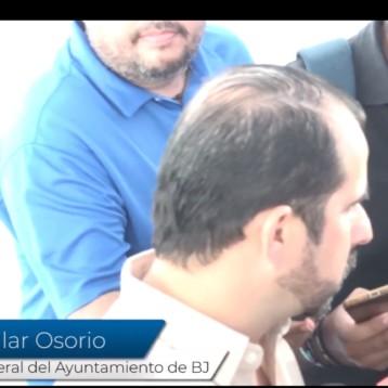 DETENCIÓN DE POLICÍAS NO FUE REPRESALIA DEL AYUNTAMIENTO JORGE AGUILAR