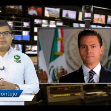 ENRIQUE PEÑA NIETO CALIFICADO COMO EL PEOR PRESIDENTE DE MÉXICO CONSULTA MITOFSKY