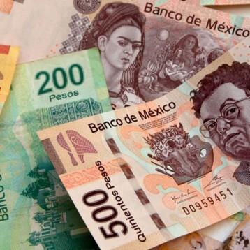 Peso mantiene recuperación; dólar cotiza en 20.45 unidades